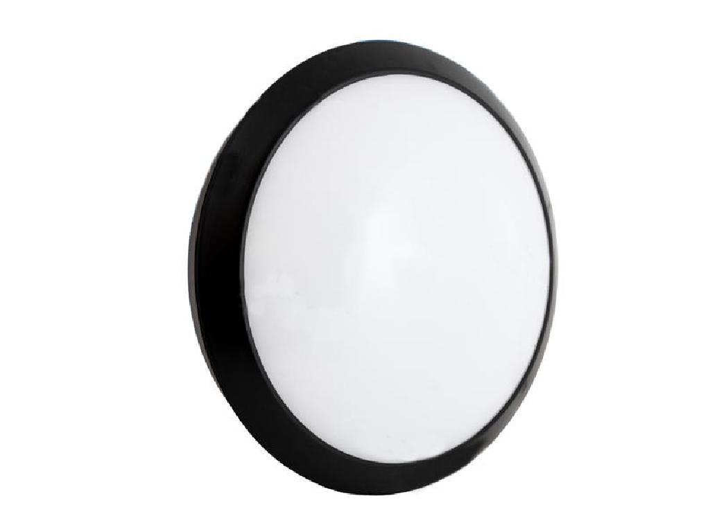 Plafoniera Per Esterno Con Sensore : Led applique vt u e plafoniera con sensore da esterno watt